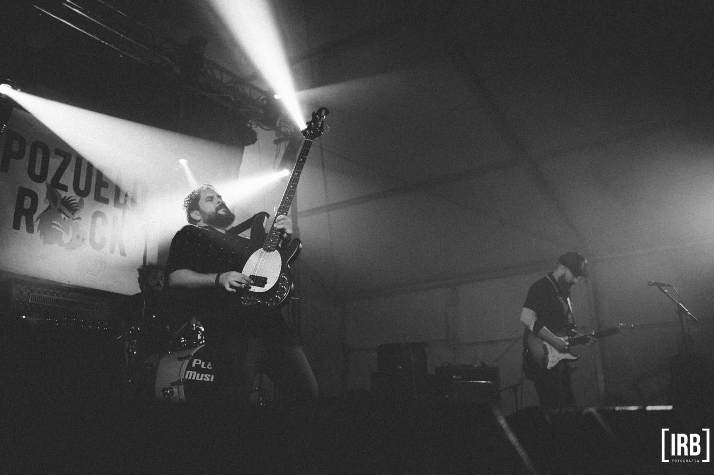 WHALE NADO en POZUELO ROCK FESTIVAL