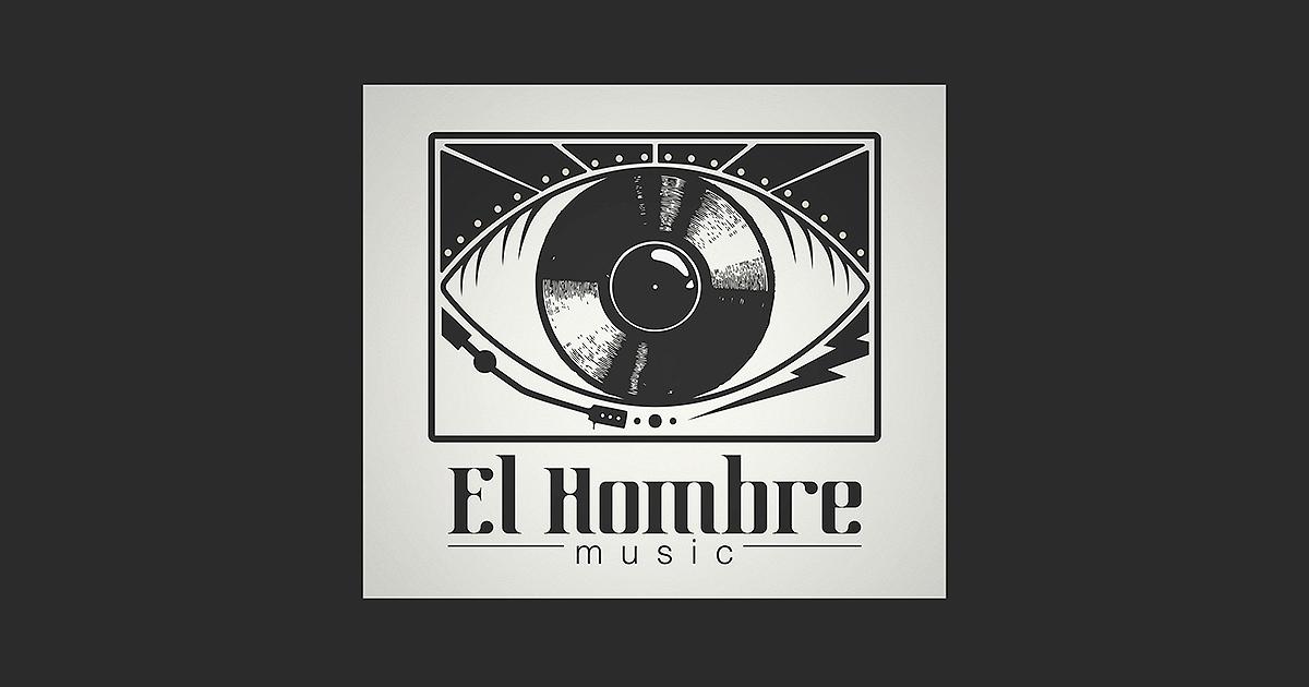 Logotipo El Hombre Music