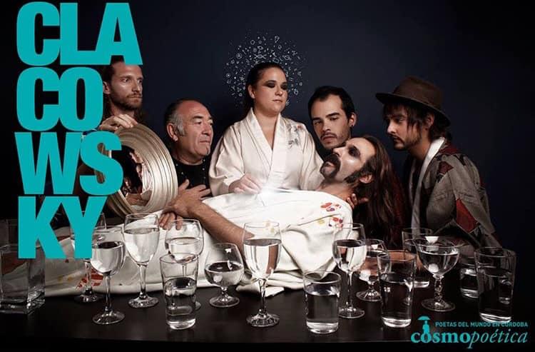 CLACOWSKY en Festival de Poesía Cosmopoética -Córdoba-
