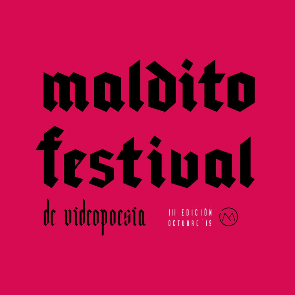 Presentación Maldito Festival de Videopoesía