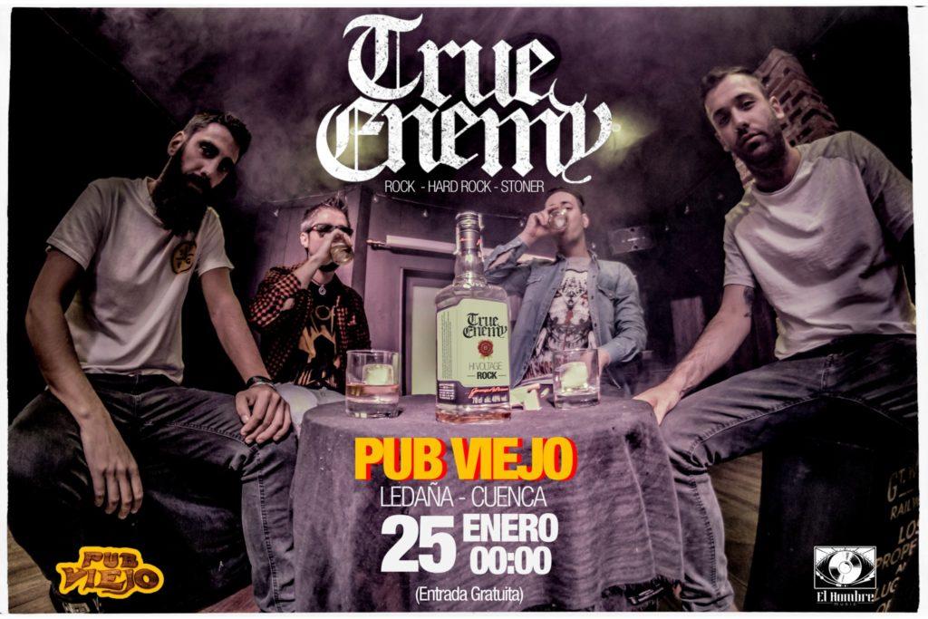 True Enemy en Pub Viejo