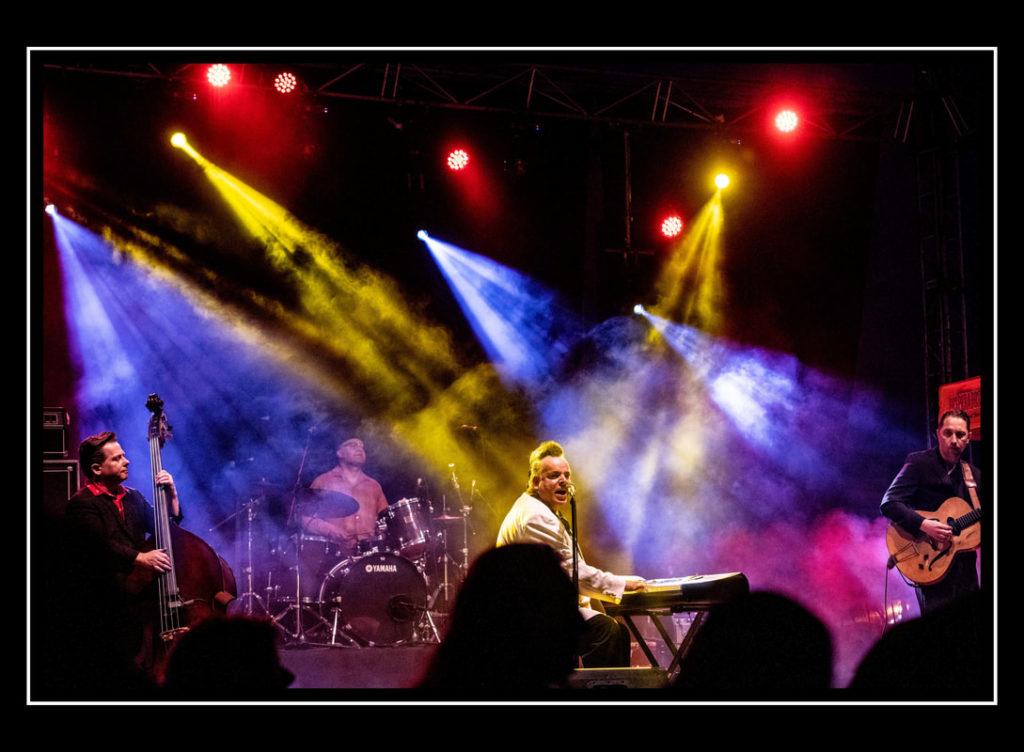 Mike Sánchez Band en Albacete