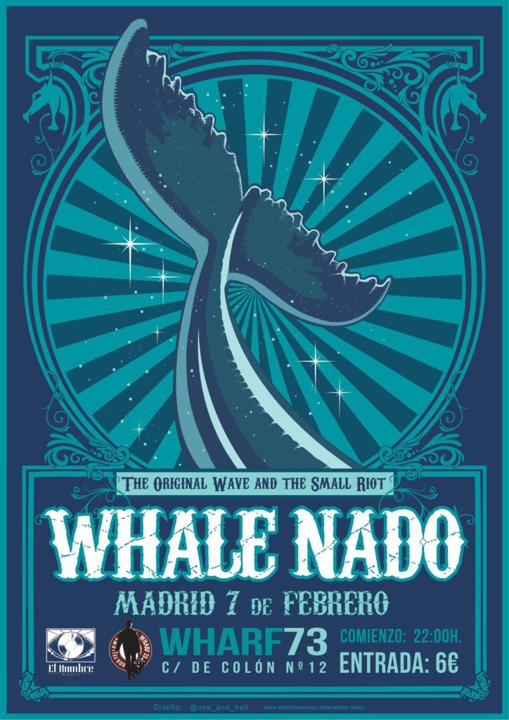Whale Nado en Wharf73