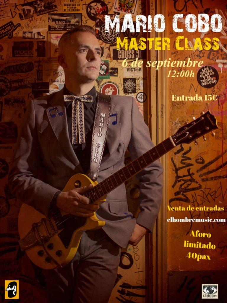 Mario Cobo en Albacete Cartel